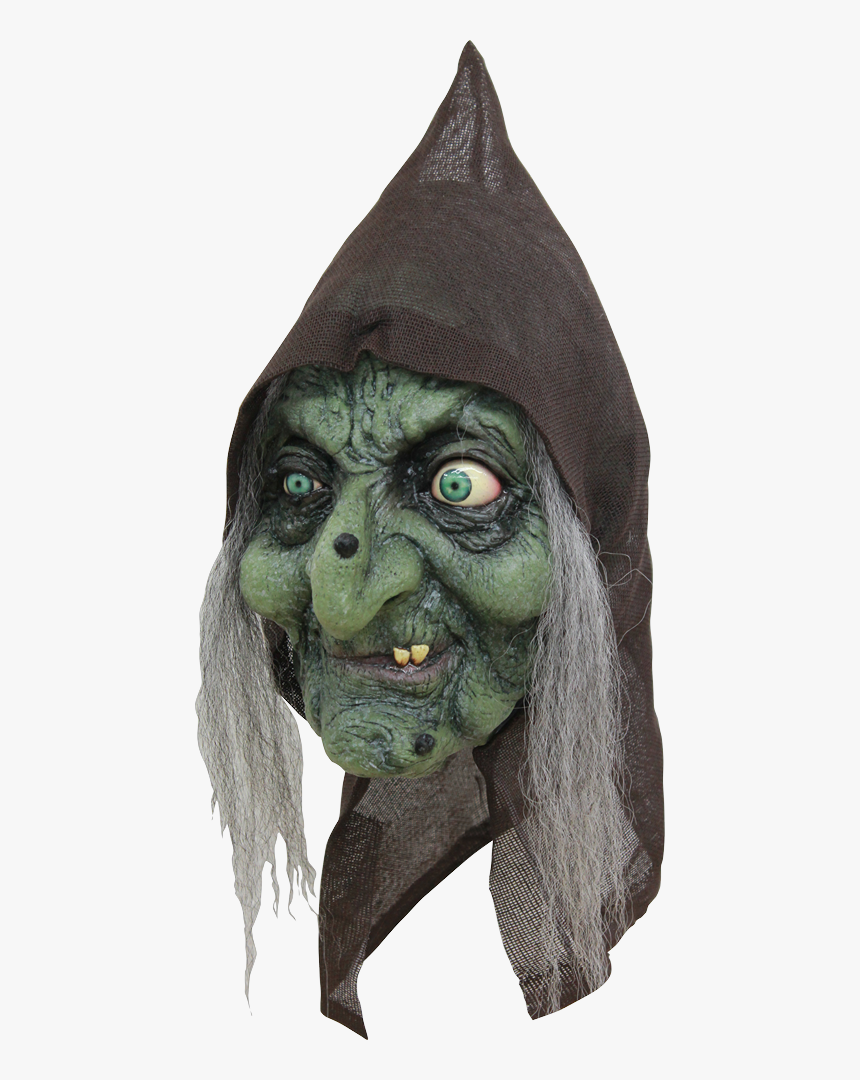 Transparent Scary Mask Png - Witch Mask, Png Download, Free Download