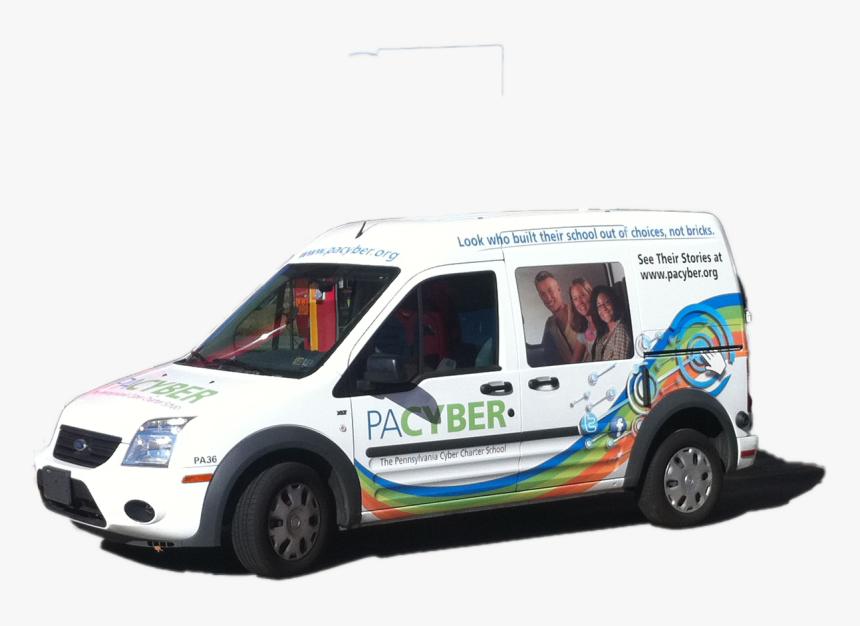 Graphics, Wide Format Printing, Fleet Decals, Wraps - Compact Van, HD Png Download, Free Download