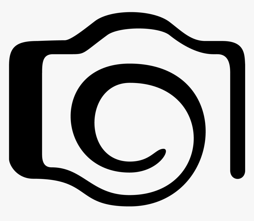 Camera Logo Clip Art - Logo Camera Png Hd, Transparent Png, Free Download