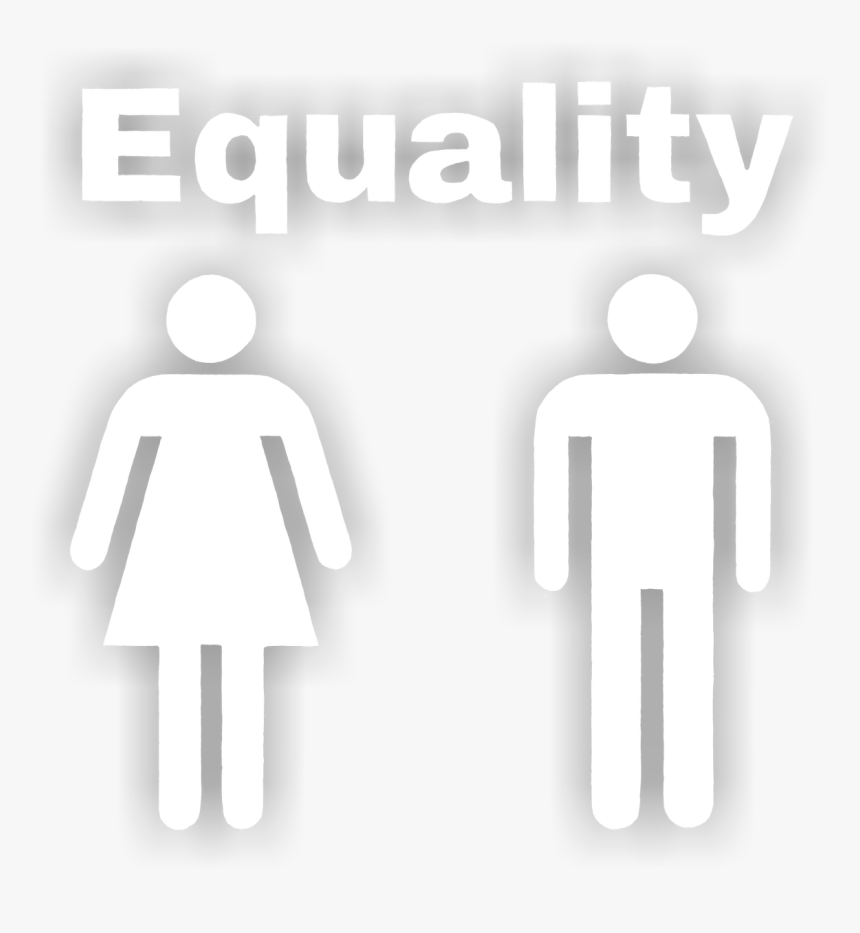 Man Woman Equality Free Picture - Sign, HD Png Download, Free Download
