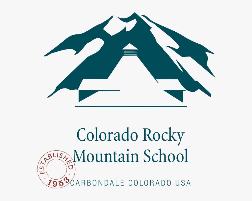 Boarding School Day School Colorado - Colorado Rocky Mountain School Logo, HD Png Download, Free Download