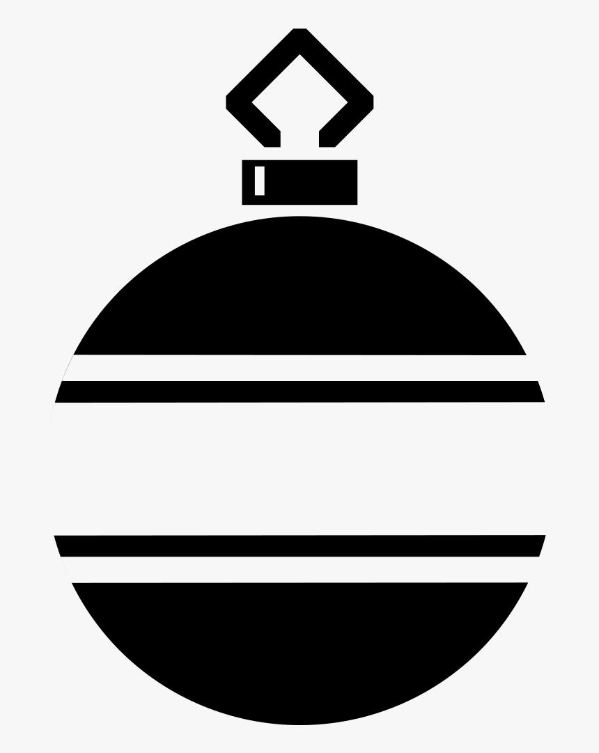 Transparent Public Domain Christmas Clipart - Christmas Ornament Stencils, HD Png Download, Free Download