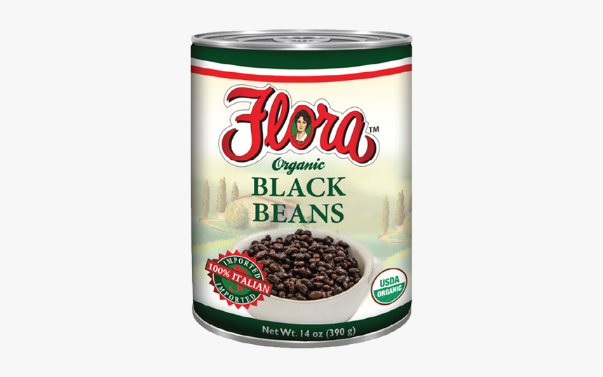 Organic Black Beans - Frijoles Negros, HD Png Download, Free Download
