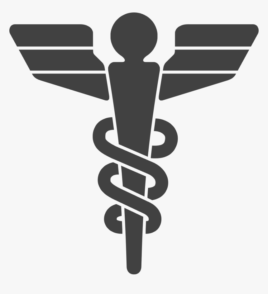 Staff Of Hermes , Png Download - Logo Star Trek Medical, Transparent Png, Free Download