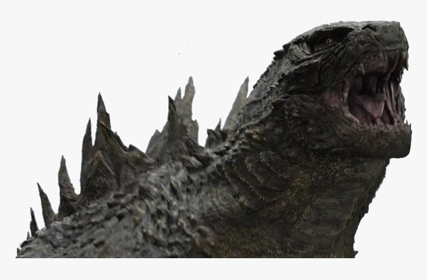 Jpg Royalty Free Stock Up Close Look By Sonichedgehog - Godzilla 2014 Close Up, HD Png Download, Free Download