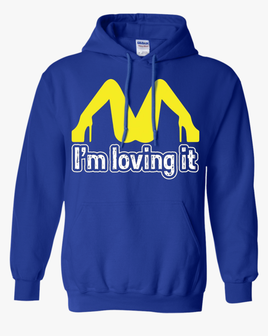 "I""m Lovin It Sex College Funny Gay Lesbian Mens T-shirt - Hoodie, HD Png Download, Free Download"