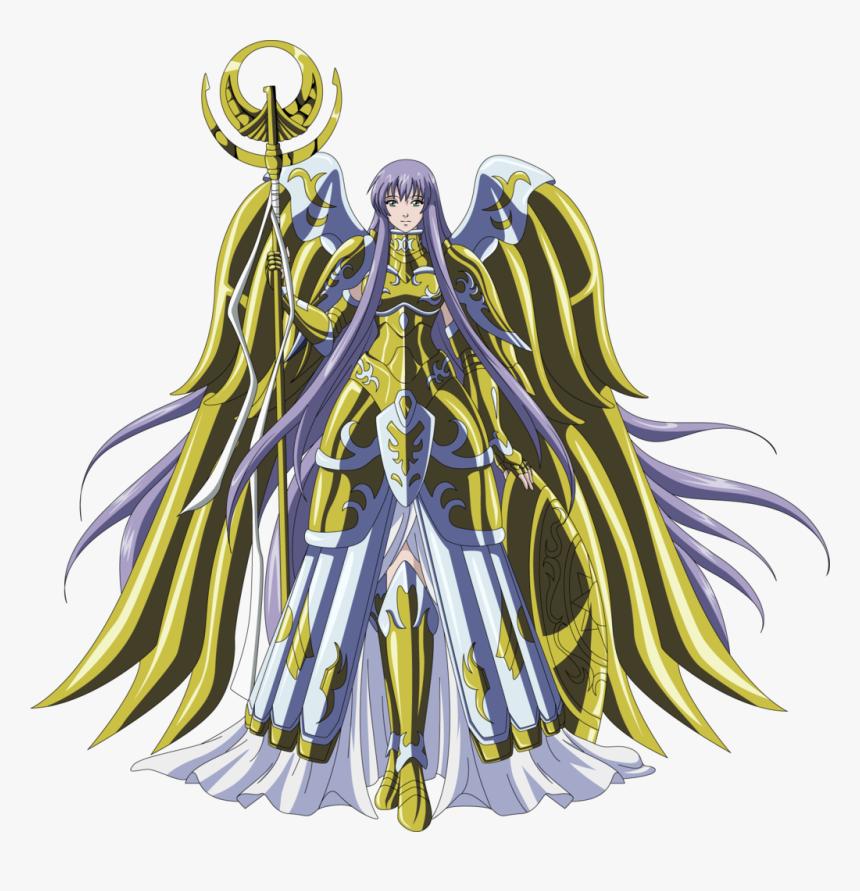 Sasha God Cloth - Saint Seiya Athena Cloth, HD Png Download, Free Download