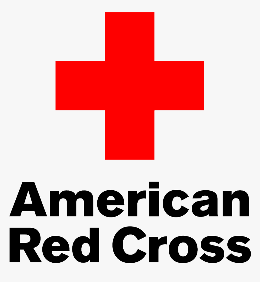 Transparent Red Cross Png - Logo American Red Cross, Png Download, Free Download