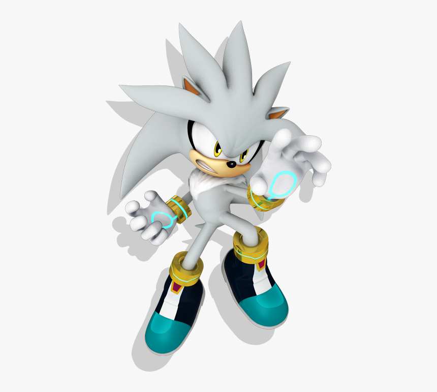 Download Sonic The Hedgehog Png Silver The Hedgehog Transparent Png Kindpng