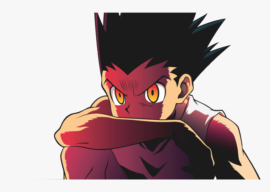 Hunter X Hunter Png , Png Download - Hunter X Hunter Gon Png, Transparent Png, Free Download