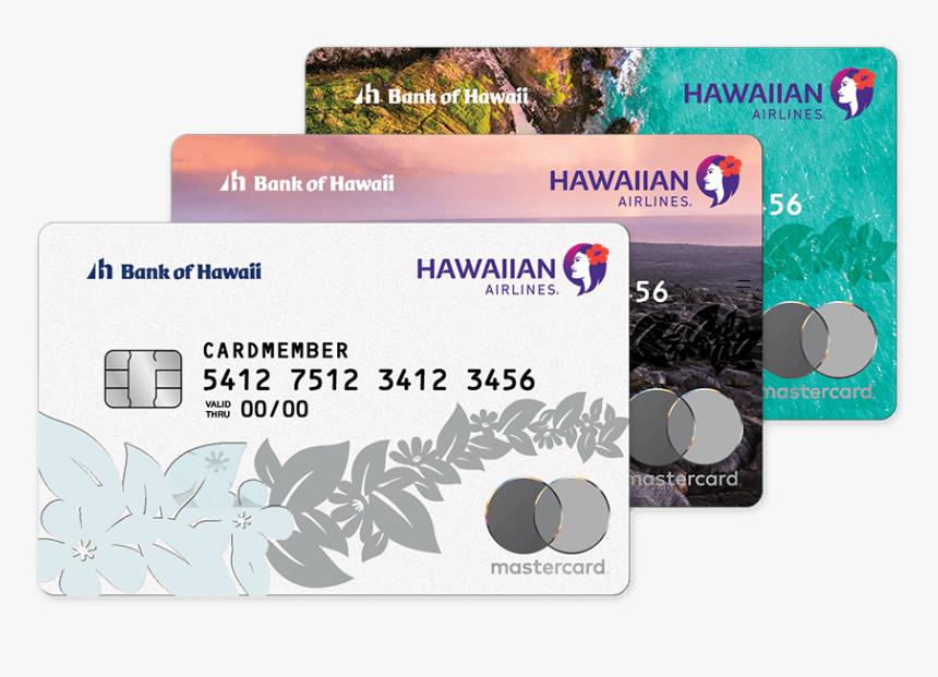 Hawaiian Airlines Credit Card, HD Png Download - kindpng