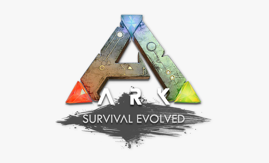 Ark Survival Evolved Logo, HD Png Download, Free Download
