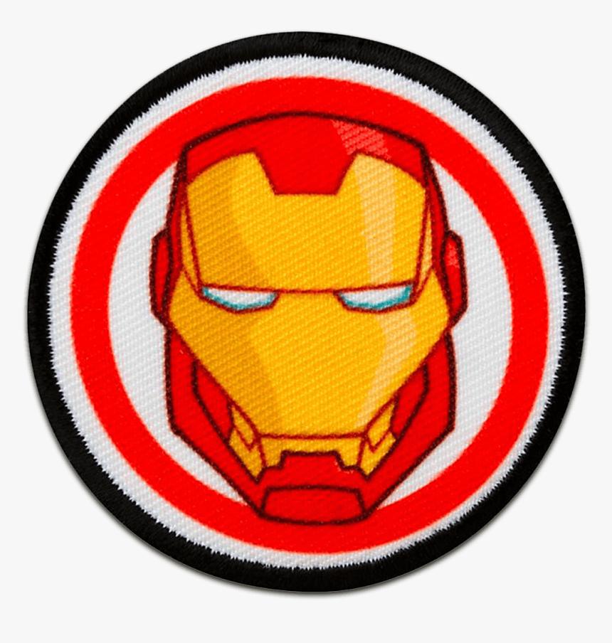 Aufnäher / Bügelbild - Logo De Los Vengadores Ironman, HD Png Download, Free Download