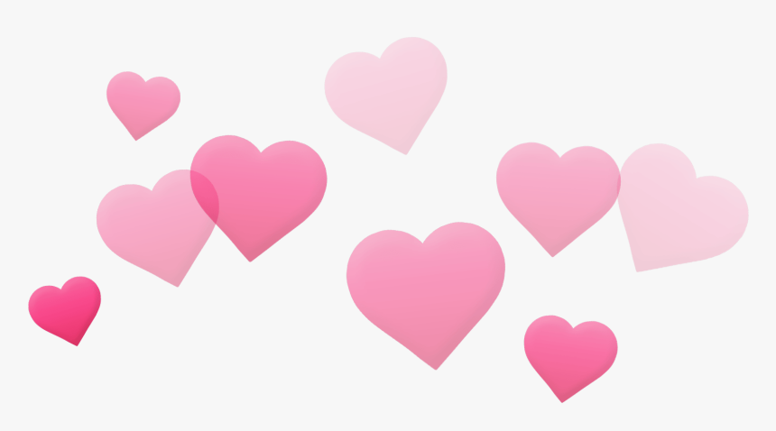 Images About On We Heart It See More About Overlay - Macbook Hearts Transparent, HD Png Download, Free Download