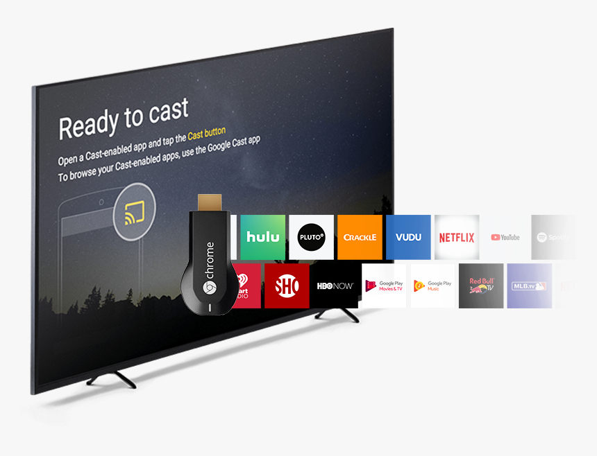 Chromecast Development Banner Hd Png Download Kindpng