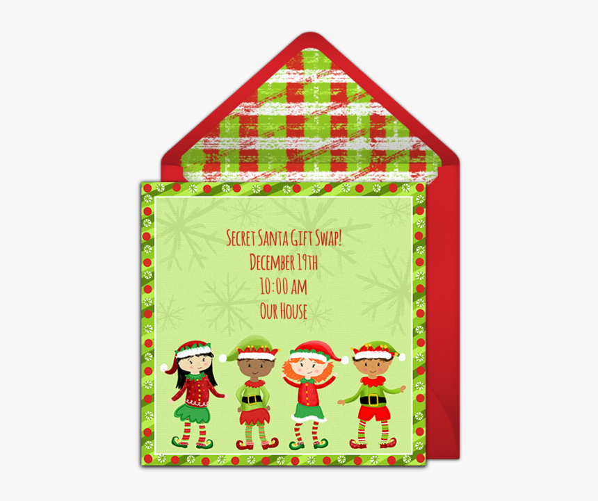 Christmas Elf, HD Png Download, Free Download
