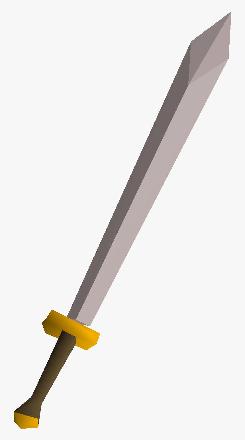Old School Runescape Wiki - Sword, HD Png Download, Free Download