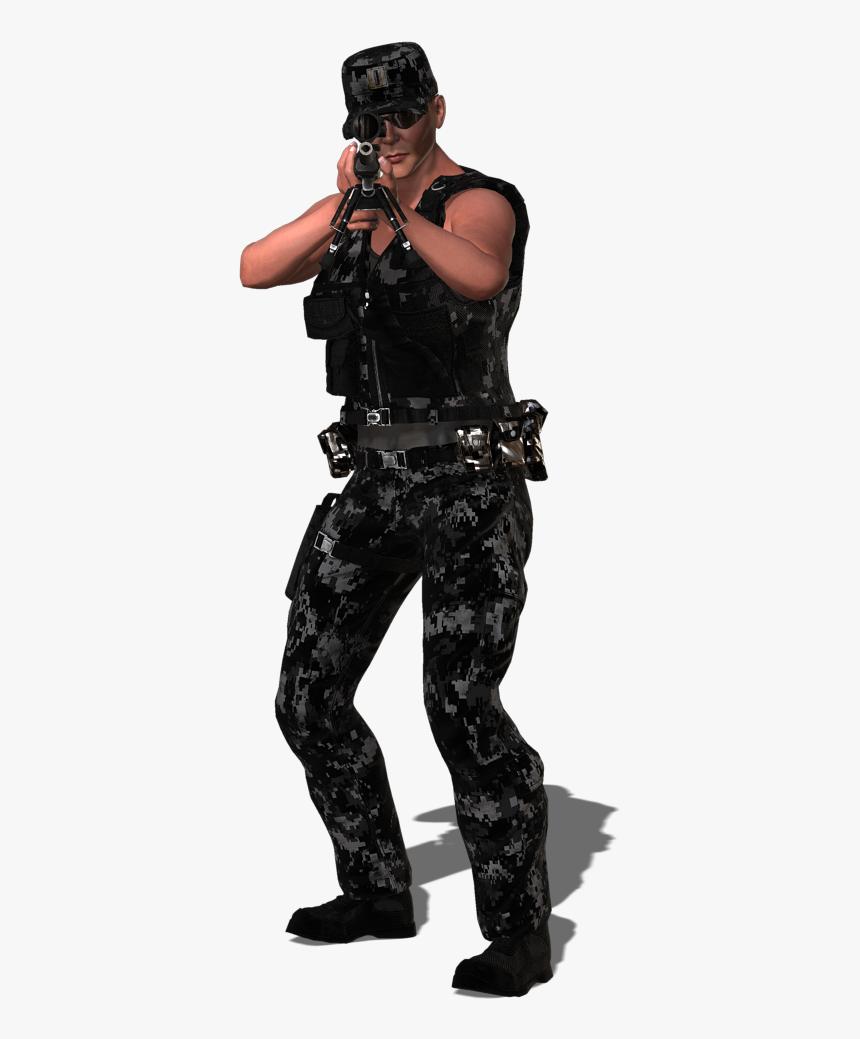 Airsoft Gun, HD Png Download, Free Download