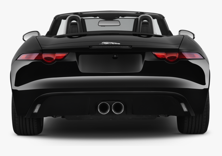 Jaguar F Type Convertible Rear, HD Png Download, Free Download