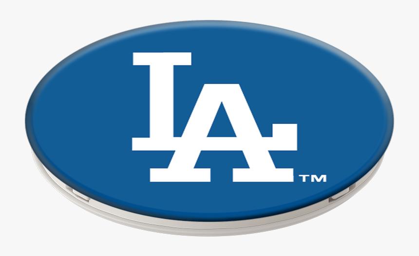 La Dodgers Logo Png - Circle, Transparent Png, Free Download