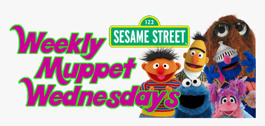 Sesame Street Sign Png - Sesame Street The Muppet Mindset, Transparent Png, Free Download