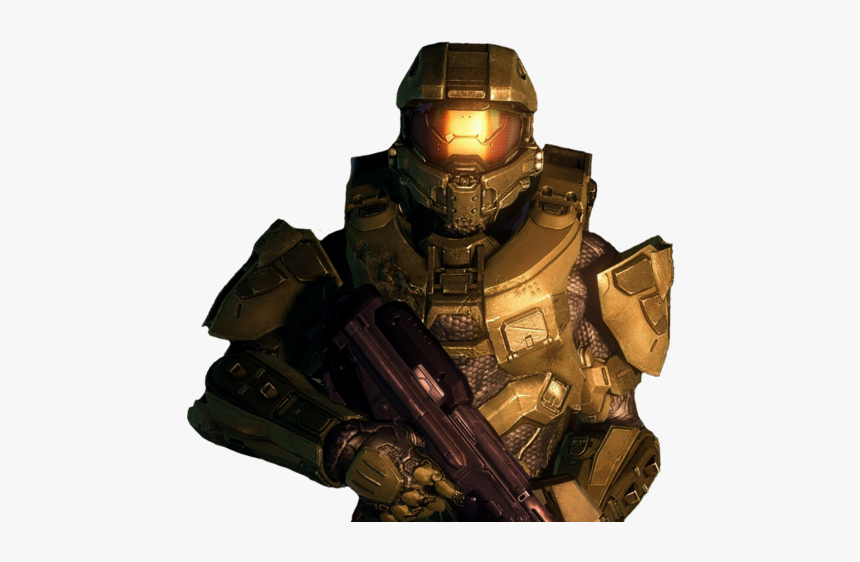 Halo 5 Master Chief Back Png - Halo 4 Masterchief Png, Transparent Png, Free Download