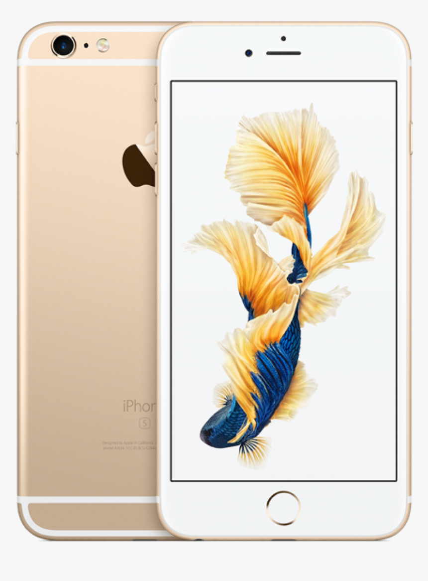 6s Gold, HD Png Download, Free Download