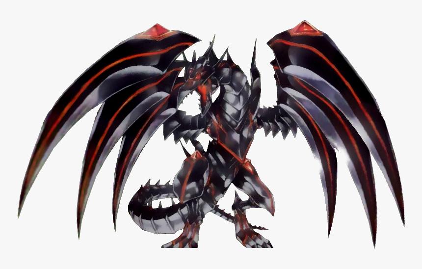 Red Eyes Black Metal Dragon - Red Eye Black Dragon Png, Transparent Png, Free Download