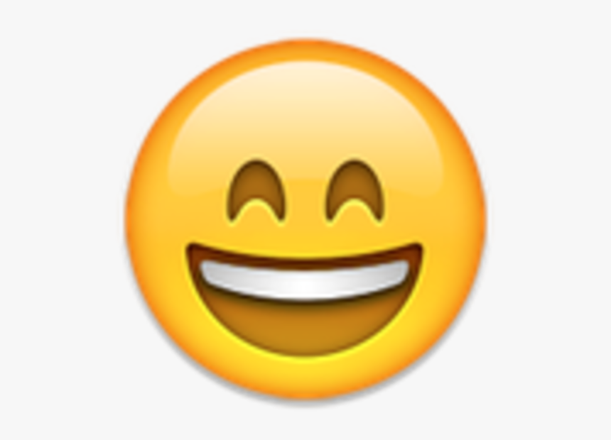 Crying Laughing Png - Smiley Face Emoji, Transparent Png, Free Download