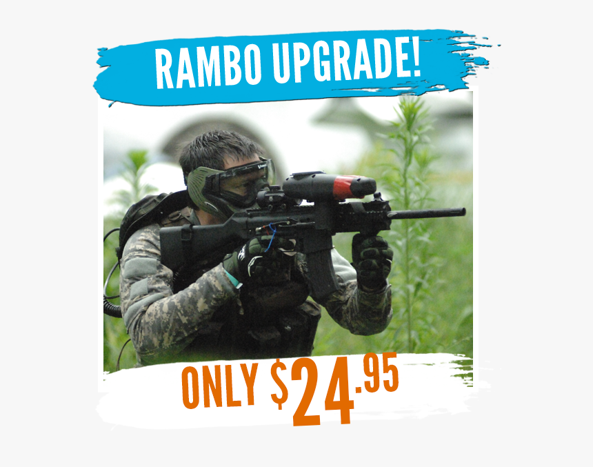 White River Paintball Guns, HD Png Download, Free Download