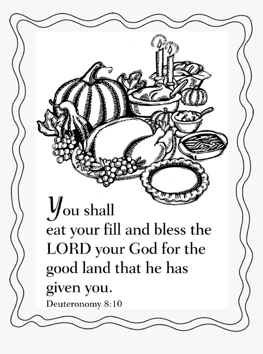- Thanksgiving Coloring Pages For Sunday School With - Thanksgiving