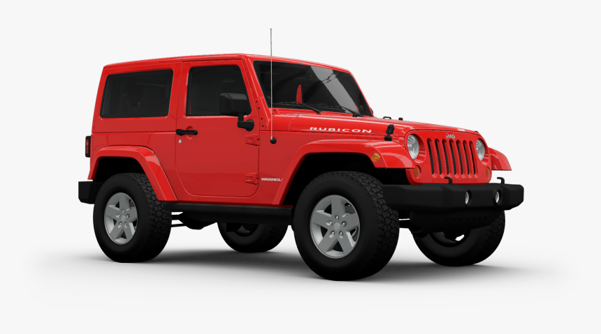 Forza Wiki - Jeep Wrangler, HD Png Download, Free Download