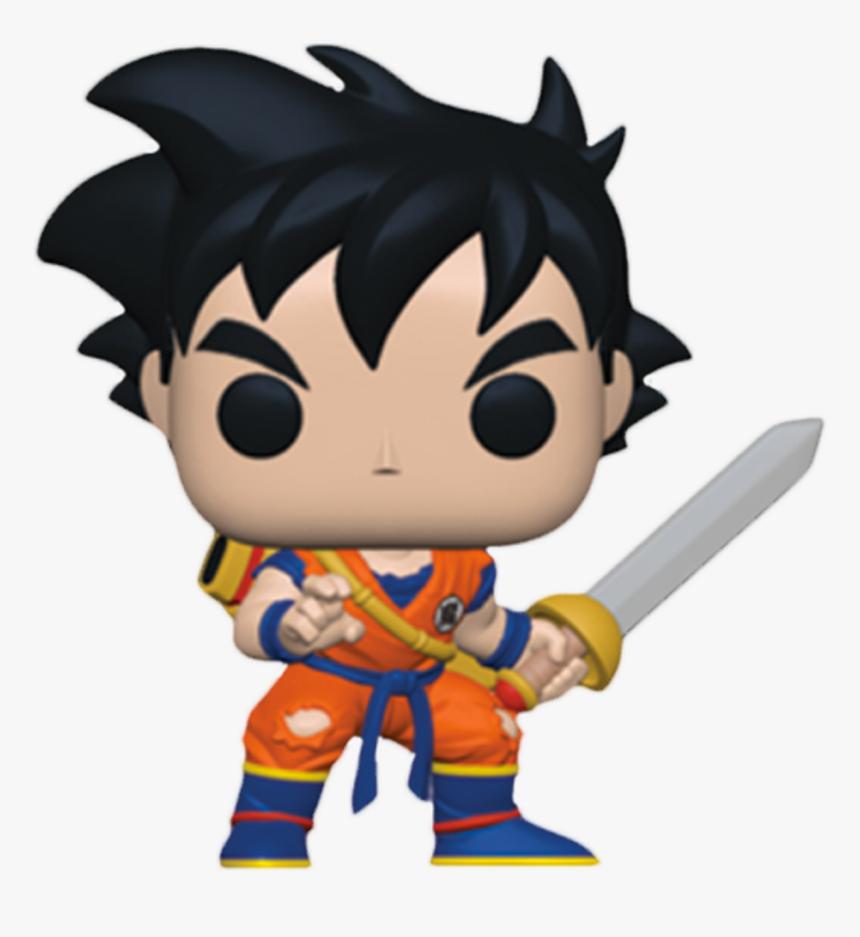 Dragon Ball Z - Funko Pop Dragon Ball Gohan, HD Png Download, Free Download