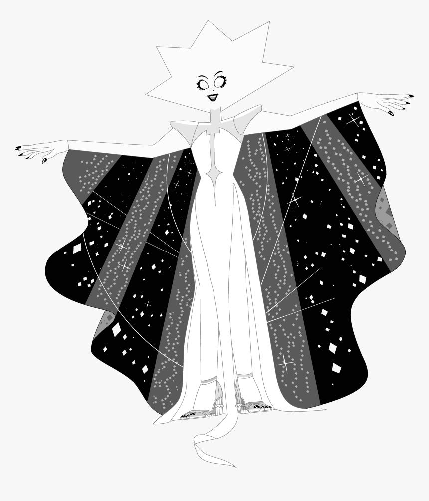Steven Universe Wiki - White Diamond Su, HD Png Download, Free Download