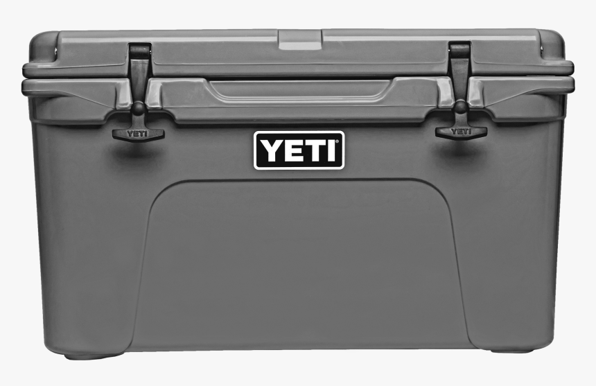 """Tundra 45 Charcoal Cooler""""  Class=""""lazyload Lazyload - Grey Yeti 35 Cooler, HD Png Download, Free Download"""