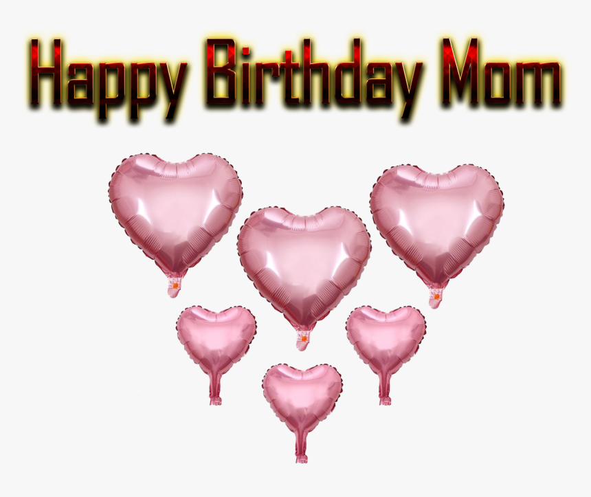 Happy Birthday Mom Png Free Background - Happy Birthday Sister Png, Transparent Png, Free Download