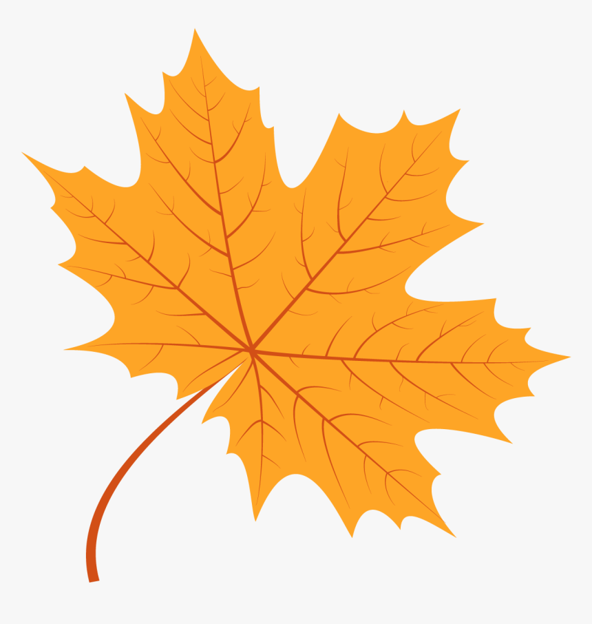 Plane Tree Leaf Vector, HD Png Download, Free Download