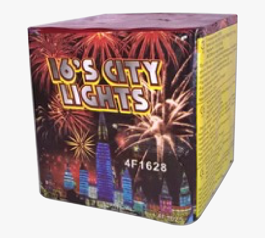 Bateria 16s City Lights Eagle - Fireworks, HD Png Download, Free Download