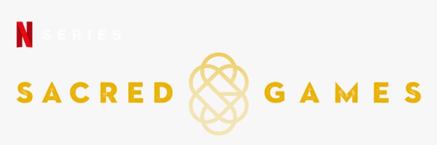 Sacred Games - Netflix Sacred Games Logo, HD Png Download, Free Download
