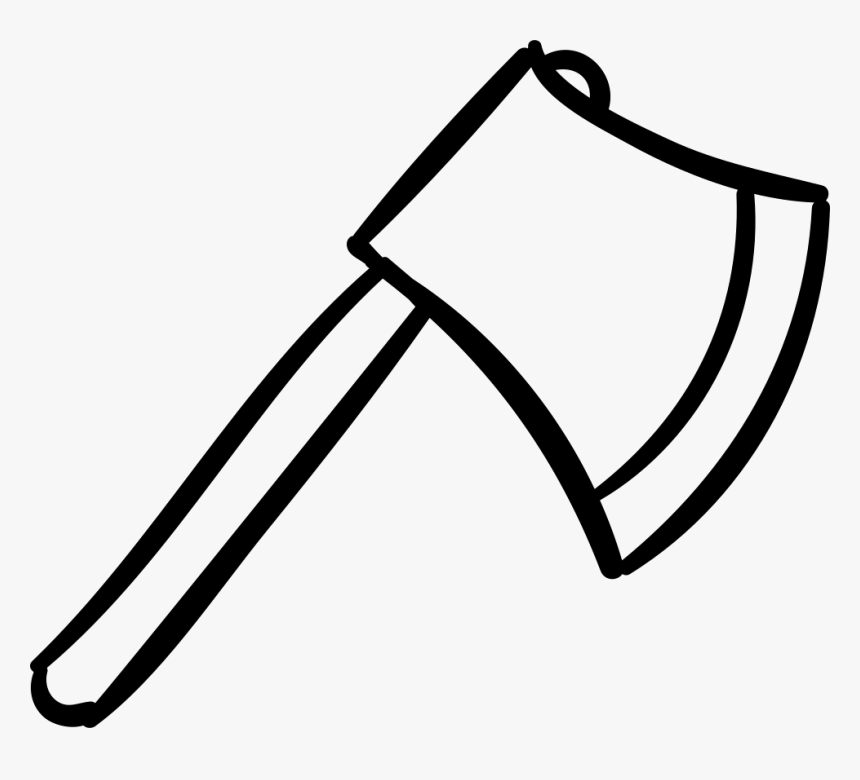 Ax - Ax Clipart Black And White Png, Transparent Png, Free Download