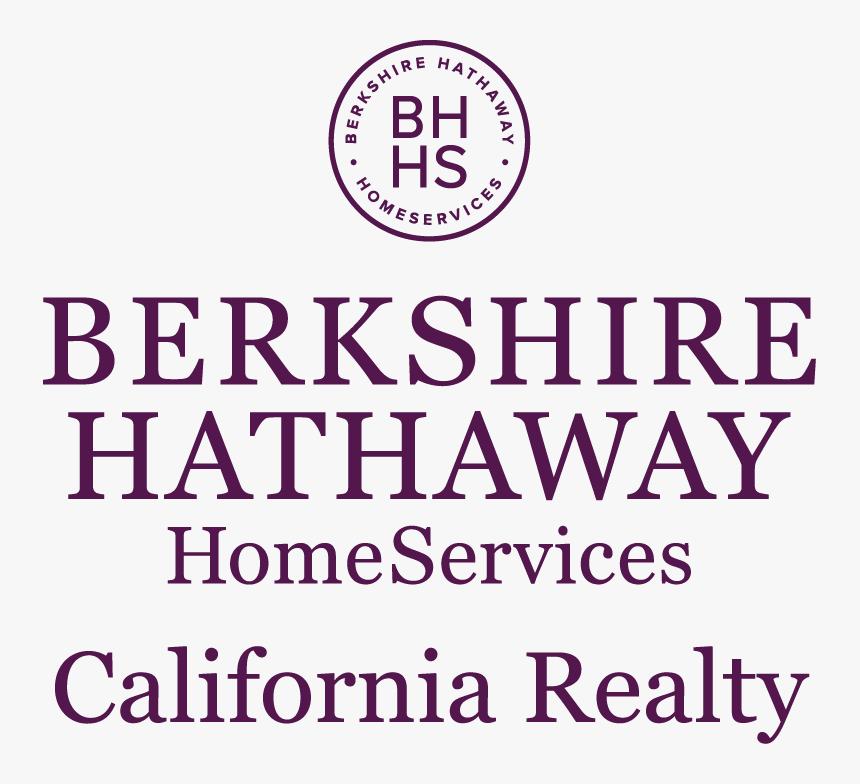 Logo Berkshire Hathaway California Realty Hd Png Download Kindpng