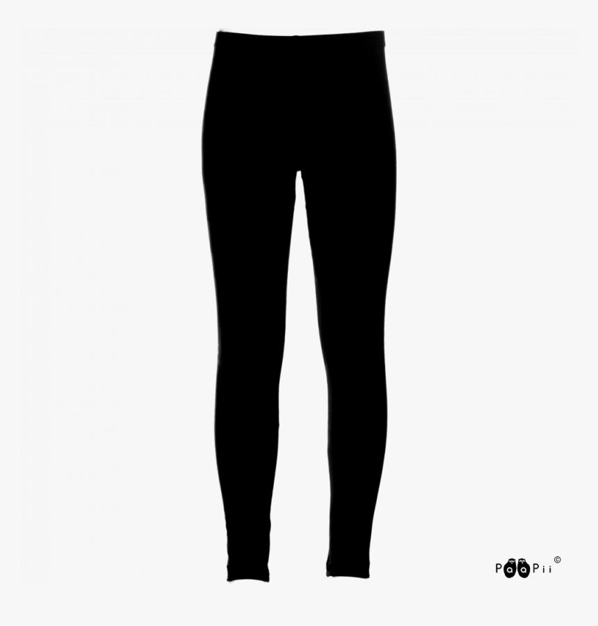 Ilona Leggings, Black - Ums1831129 02, HD Png Download, Free Download