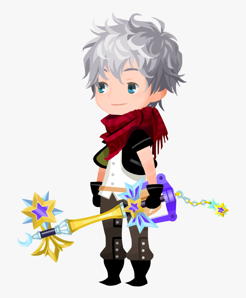 Kingdom Hearts Wiki - Kingdom Hearts Union X Main Character, HD Png Download, Free Download