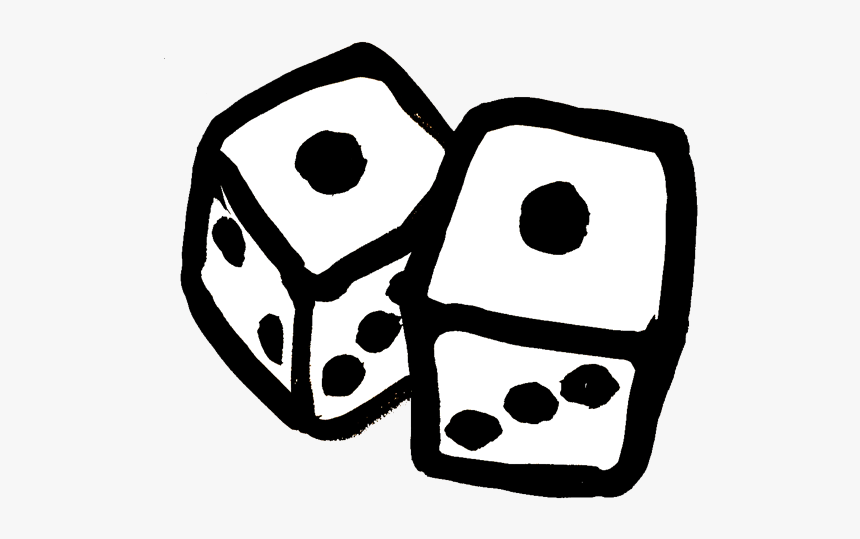 Dice Clipart Snake Eyes, HD Png Download, Free Download