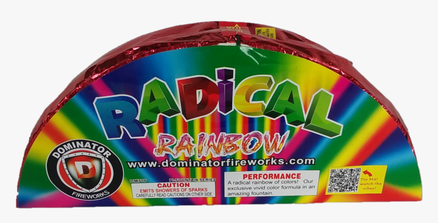 Dm706 Radical Rainbow W Finale - D, HD Png Download, Free Download