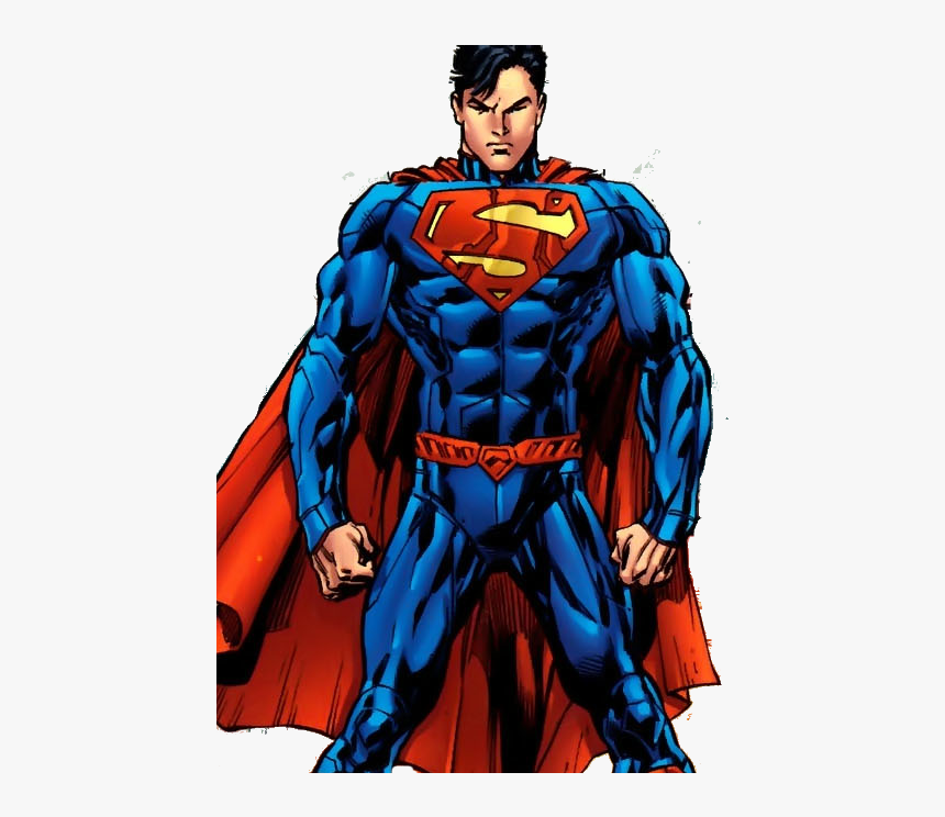 Superman Vector By Legodecalsmaker961 Superman - Superman The New 52, HD Png Download, Free Download