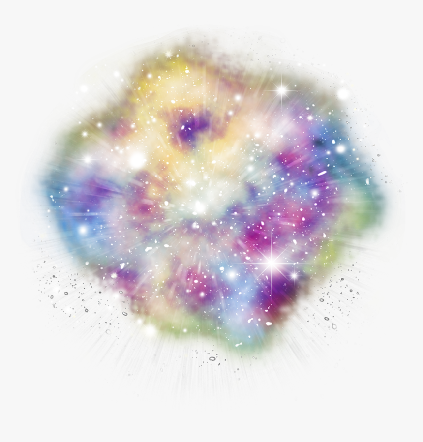 Freetoedit Clipart Png Stars Galaxy Burst With A Transp - Star Dust Png Transparent, Png Download, Free Download