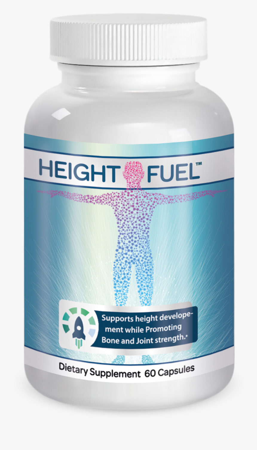 Height Enhancement Natural Bone &amp - Height Fuel, HD Png Download, Free Download