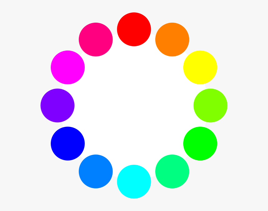 Colorful Circle Clipart, HD Png Download, Free Download