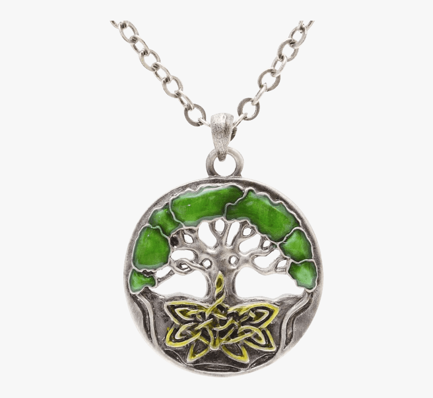 Celtic Tree Of Life Necklace, HD Png Download, Free Download